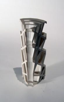 infinite.line.15-05.sketchIV Ralf Weber : Skulpturen Kunst