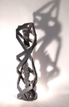 infinite.line.18-01 Ralf Weber : Skulpturen Kunst