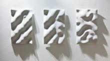 landscapeI-III Ralf Weber : Skulpturen Kunst