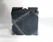 infinite.line.negativ Ralf Weber : Skulpturen Kunst
